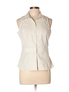 Express Sleeveless Button-Down Shirt Size 11 - 12