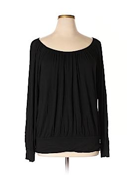 Ellen Tracy Long Sleeve Top Size XL