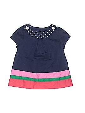 Gymboree Outlet Short Sleeve Blouse Size 2T