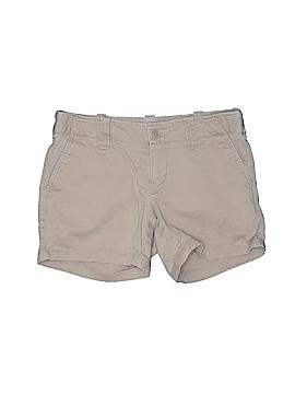 London Jean Khaki Shorts Size 6