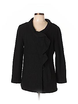 Sandro Sportswear Wool Coat Size L