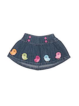 Gymboree Denim Skirt Size 12-18 mo