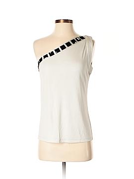 Alvin Valley Sleeveless Silk Top Size S