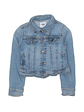 Old Navy Denim Jacket Size S (Youth)