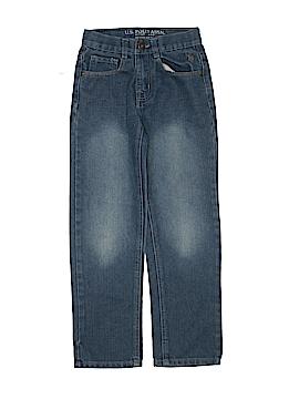 U.S. Polo Assn. Jeans Size 8