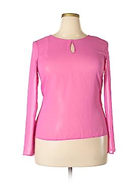 Nine & Company Long Sleeve Blouse Size 10