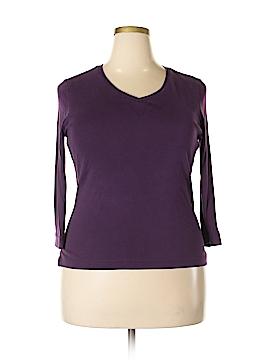 Amber Sun Long Sleeve T-Shirt Size L