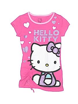 Hello Kitty Short Sleeve T-Shirt Size S (Youth)