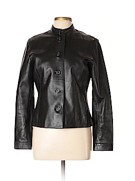 Isaac Mizrahi for Target Leather Jacket Size M