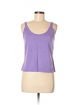 Sigrid Olsen Sport Silk Pullover Sweater Size M