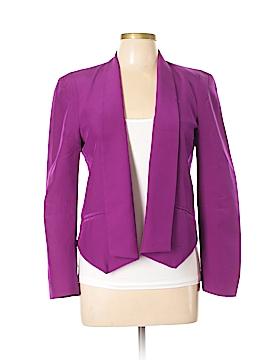 Drew Silk Blazer Size M