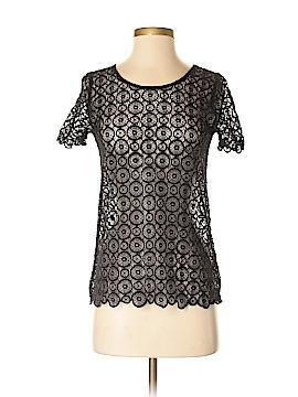 Hi-Line Short Sleeve Blouse Size S