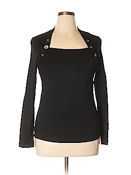 Zanzea Collection Long Sleeve Top Size 14