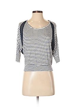 Mandee 3/4 Sleeve Top Size S