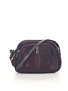 Valentina Leather Crossbody Bag One Size