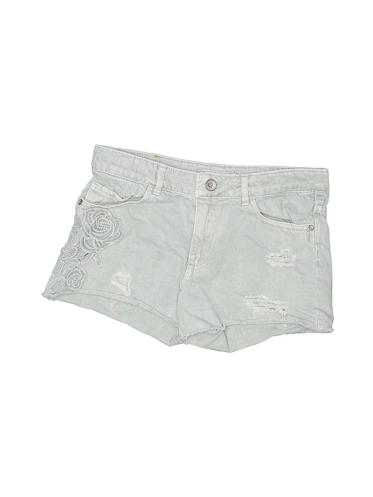 b4e678e9 Check it out -- Zara Kids Denim Shorts for $11.99 on thredUP!