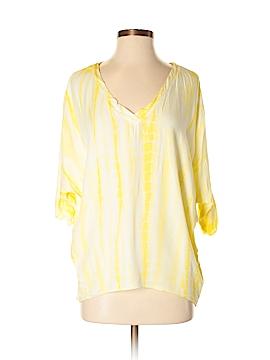 Testament Short Sleeve Blouse Size S