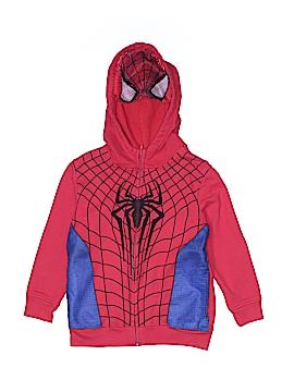 Spiderman Pullover Hoodie Size 7