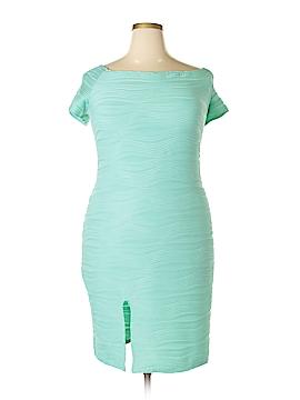 HOT GAL Casual Dress Size 3X (Plus)
