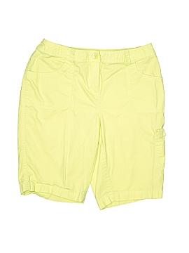Chico's Cargo Shorts Size Sm (0)