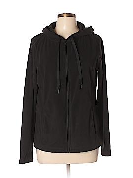 Danskin Now Zip Up Hoodie Size Lg(12-14)