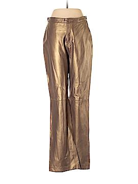 Nine West Leather Pants Size 8