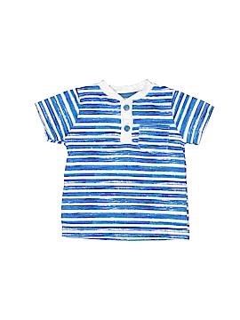Isaac Mizrahi Short Sleeve Henley Size 3-6 mo