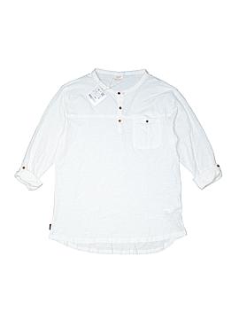 Zara Long Sleeve Henley Size 11 - 12
