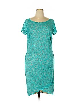 Bisou Bisou Casual Dress Size 14w