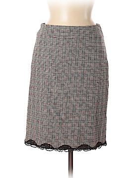 AK Anne Klein Wool Skirt Size 2