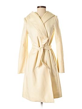 Sisley Wool Coat Size 42 (EU)