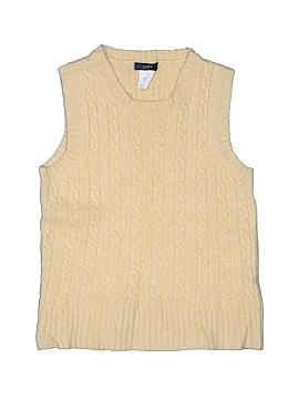 J. Crew Sweater Vest Size S (Kids)