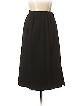 Weather Vane Wool Skirt Size 12