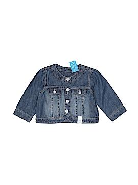 The Children's Place Denim Jacket Size 12-18 mo