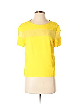 Sandro Short Sleeve Blouse Size Sm (1)