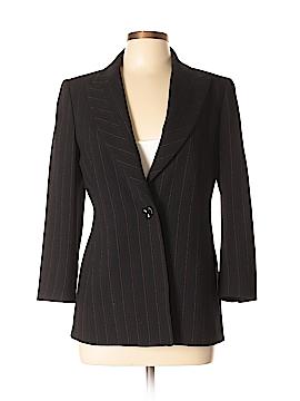Dana Buchman Wool Blazer Size 8 (Petite)