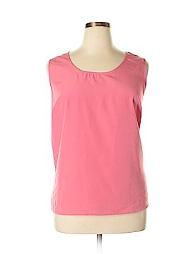 Roaman's Sleeveless Blouse Size 20 (Plus)