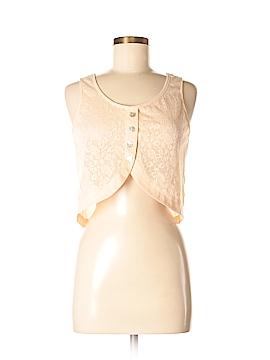 Chloe K Sleeveless Blouse Size S