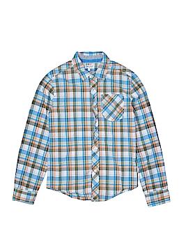 Splendid Long Sleeve Button-Down Shirt Size 12