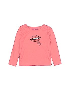Betsey Johnson Long Sleeve T-Shirt Size 4T