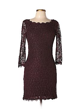 Diane von Furstenberg Cocktail Dress Size 10