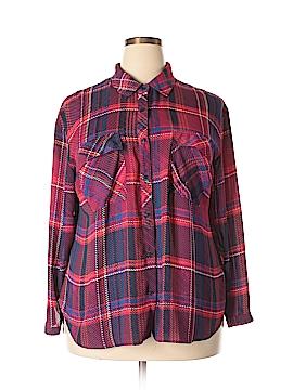 Sejour Long Sleeve Blouse Size 16