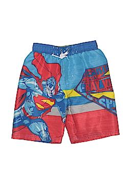 Superman Shorts Size 7