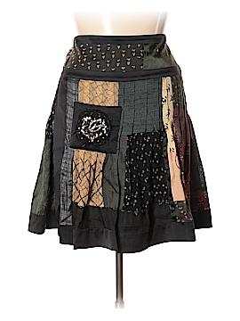 ETRO Silk Skirt Size 46 (IT)