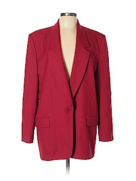 Classiques Entier Wool Blazer Size L