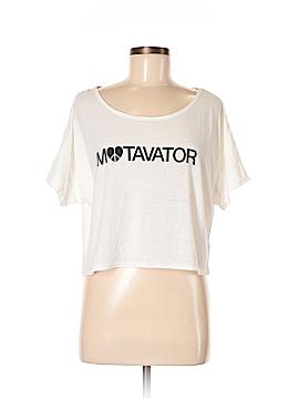 Bethany Short Sleeve T-Shirt One Size