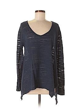Caslon Long Sleeve T-Shirt Size M