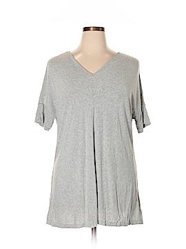 Kenar Short Sleeve Top Size 1X (Plus)