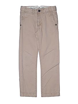 Scotch Shrunk Khakis Size 6