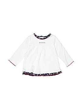 Absorba Long Sleeve Top Size 6-9 mo